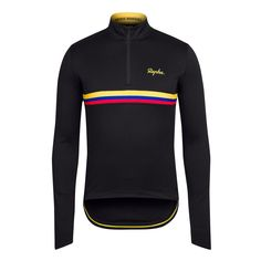 Rapha Long Sleeve Country Jersey | Cochise Rodriguez, Colombia