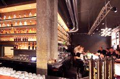 addicted to rock//Vienna//shop design//bar//restaurant//drinks Restaurant Drinks, Lokal, Vienna, Liquor Cabinet, Addiction, Rock, Store, Design, Home Decor
