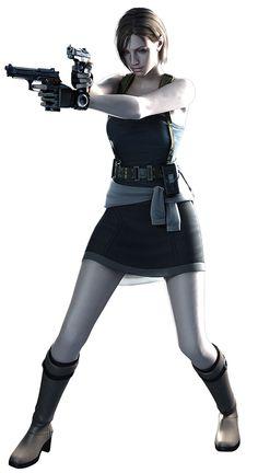 Jill Valentine - Resident Evil Wiki - The Resident Evil encyclopedia