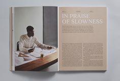 Entrepreneur Issue 15 - Kinfolk Magazine   Charlotte Heal Design