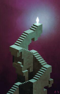 etall:  The giveaway ends tomorrow! [print available]  Wooooooooow O_O You should give game development a try, etall!
