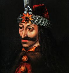 Pic of Vlad Tepes the Romania Prince!
