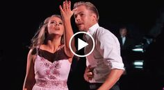 This incredible 17-year-old and her partner captured the audience's heart with their elegant dance.