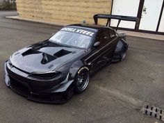 Brill Steel Nissan Silvia S15 Widebody