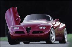 Alfa Romeo Issima (Sbarro), 1996