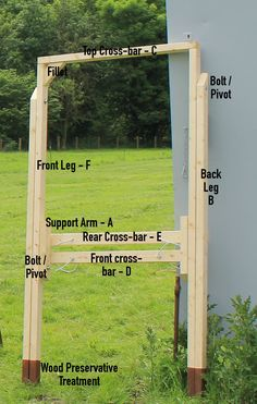 Grove Target Archery Stands - CalcResult Reference Designs