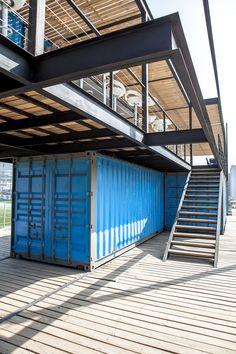 Galería - Instalaciones Complejo Rinconada / PAR Arquitectos - 5