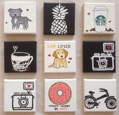 Little Canvases ☕️