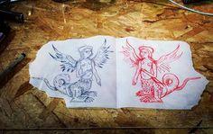 #sketching#sketch#drawingstime#drawings#tattooflashs#flashtat#flashtattoo#naifart#rawartists#draw#occult#engraving#esotheric#alchemy#mermaid#angels#inktribe Rotterdam 18 &19 mars  booking saint.molotov@live.fr  convention  Biaritz 10 ..12 mars Rotterdam 18 ..19 mars  Besançon 1 ..2 avril Pau 22...23 avril Warsaw 6 ...7 mai  Montpellier 12...14 mai  Amsterdam  29 ...31 Mai  Dublin 4 ...6  Aoutf