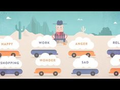 How to meditate? Check out the work of Andy Puddicombe at headspace.com, #Headspace - 'Expectation' animation