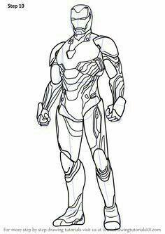 Pin By Josue Guandique On Iron Man Iron Man Drawing Iron Man Pictures Iron Man Art