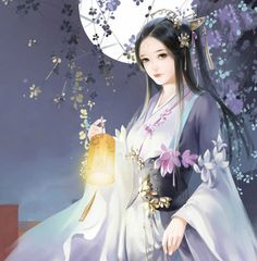 Ancient Chinese Beauty (566)