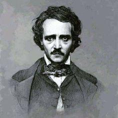 Edgar Allan Poe instagram.com