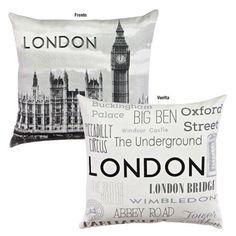 A Bit Unique Boutique - London Double Sided Decorative Toss Pillow, $21.92 (http://www.abituniqueboutique.com/london-double-sided-decorative-toss-pillow/)