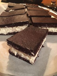 Love Food, Tiramisu, Recipies, Sweets, Healthy Recipes, Snacks, Baking, Ethnic Recipes, Desserts