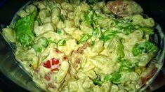 Tupun tupa: Broilerisalaatti Potato Salad, Potatoes, Ethnic Recipes, Food, Potato, Meals, Yemek, Eten