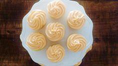 Orange Creamsicle Cupcakes- Ice cream inspired cupcakes! Kids Cookbook, Hungry Hungry, Orange Creamsicle, Ice Cream, Cupcakes, Baking, Inspired, Sweet, Desserts