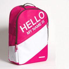 Cool backpack via fab.com