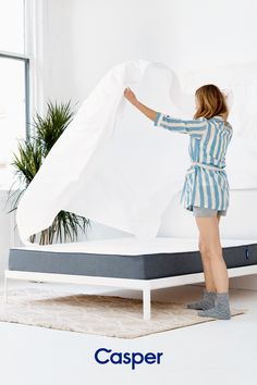 The mattress dreams are made of. Try Casper for 100 nights.