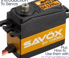 The Servo motor is a amazing device that can turn to any specified position within 180 degrees of motion.The big difference between this and other motors is the fact that it has a built in gear box and the controller inside so its comes as a ready package which is far more accurate. Another big difference is the fact that most servo motors can only turn within 180 degrees of motion instead of the 360 that most dc motors turn.Servos are commonly found in rc toys, like cars (to control…