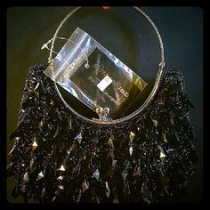 D'Margeaux Crystal Frame Bag The glittering crystals on this beautiful frame evening bag add glamour to any occasion.5-in. x 9.5-in.Inside pocketPolyester Bags Hobos
