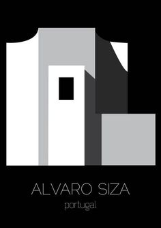 3 posters. 3 Architectes