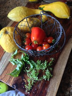 Garden to Table Dinners