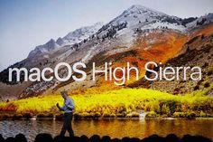 Apple unveils macOS High Sierra
