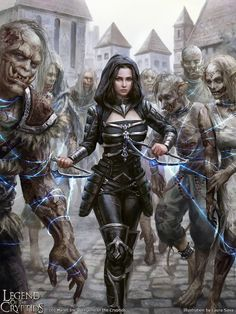 Legend of the Cryptids - Rooney reg., Laura Sava on ArtStation at https://www.artstation.com/artwork/l63Yo?utm_campaign=notify&utm_medium=email&utm_source=notifications_mailer