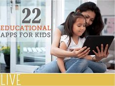 22 Educational Apps for Kids