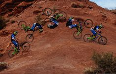 front flip @ 2013 red bull rampage