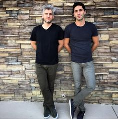 Nev Schulman from MTV's Catfish wears the VITO Lo.