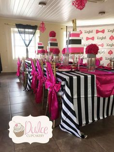 Kate Spade Inspired Birthday Party Ideas Christina M's Birthday / Kate Spade Inspired - Photo Gallery at Catch My Party Kate Spade Party, Kate Spade Bridal, Paris Birthday, 40th Birthday Parties, Girl Birthday, Birthday Ideas, Chanel Party, Barbie Party, Before Wedding