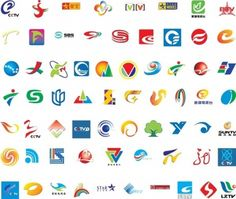 national tv station logo vector 국가 tv방송국 로고 벡터.