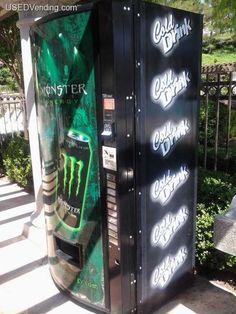 New Listing: http://www.usedvending.com//i/-1-Vendo-601-Electronic-Beverage-Vending-Machines-/CA-I-158M  Vendo 601 Electronic Beverage Vending Machine