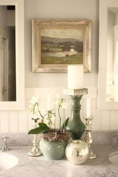 for the love of a house: the master bath: details by cristina