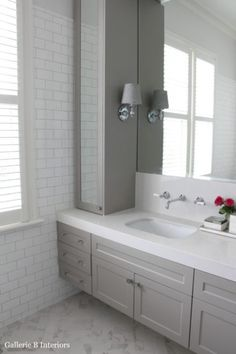 My Hamptons Style Bathroom