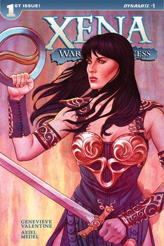 d94afa2a18c9e questionabletastetheatre  XENA  WARRIOR PRINCESS art by Jenny Frison