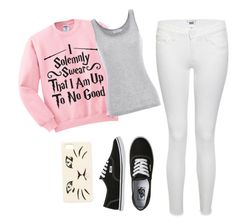 """""""Mischief managed. #73"""" by changelingtrylle ❤ liked on Polyvore featuring Paige Denim, Velvet by Graham & Spencer, Vans, Talula, harrypotter and maraudersmap"""