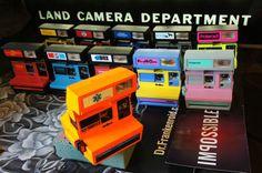 Polaroid 600 11 Camera Super RARE Collection Museum Store Collection