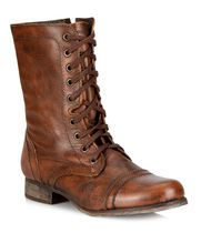 My new boots for fall 2013! #stevemadden #combat boots I NEEED some like these! Birthday present anyone???? size 8 people!