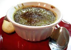 Tiramisu Creme Brulee: 2 delicious desserts in 1!