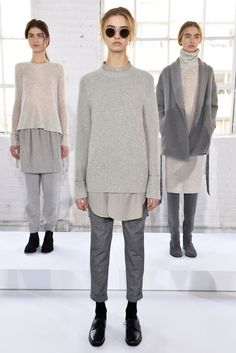 fall/winter monochrome | Steven Alan Fall 2014 RTW look 15