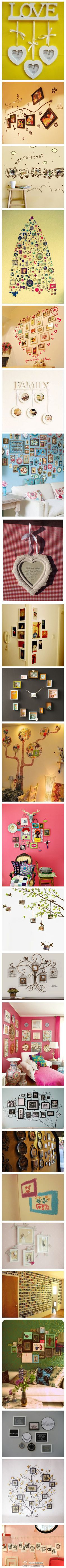 inspiring wall ideas
