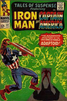 Tales of Suspense #82, Captain America vs the Adaptoid