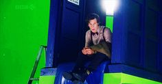 When he was an actual 12 year old. | 31 Times Matt Smith Was The Most Perfect Human Being Ever