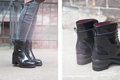 Allique women's fall/winter collection 2014. Shoes. Classy-urban.