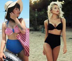 Patrón Bikini talle alto Patrón para hacer un Bikini Talle alto, moderno y original, que también sirveparadisimular barriguita. Tallas desde XS hasta XXL. Fuente:http://www.marlenemukai.com.br/ Patrón para hacer un Traje de baño versátilDIY y patrón sujetador inspirado en Elsa PatakyPatrón Bikini sin tirantesPatrón Kimono japones YukataPatrón traje de bañoPatrón Sujetador, sosténPatrón de Top para …