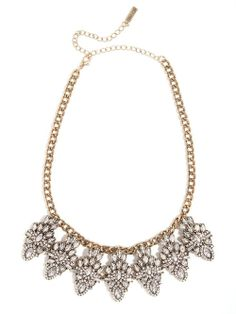 love this sparkly necklace from Bauble Bar