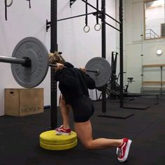Leg and glute workout from blonde tattoo fitness Lady G Fitness with elevated reverse lunge wearing my Hunt or Be Hunted cropped hoodie. Weight Training Workouts, Gym Workouts, At Home Workouts, Fitness Lady, Fitness Tips, Leg And Glute Workout, Lunge, At Home Workout Plan, Extreme Workouts